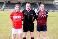 Lidl Ladies Football National League Division 1 Round 4 - Cork v Westmeath -